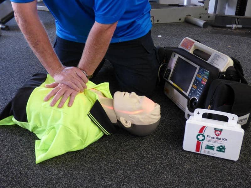 Brayden CPR Manikins
